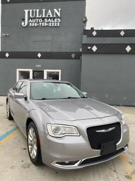 2015 Chrysler 300 for sale at Julian Auto Sales, Inc. in Warren MI