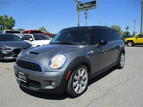 2009 MINI Cooper Clubman for sale at Central Auto in South Salt Lake UT