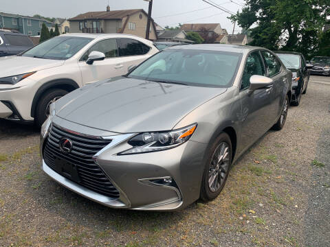 2018 Lexus ES 350 for sale at Charles and Son Auto Sales in Totowa NJ