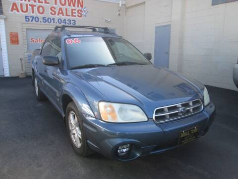 2006 Subaru Baja for sale at Small Town Auto Sales in Hazleton PA