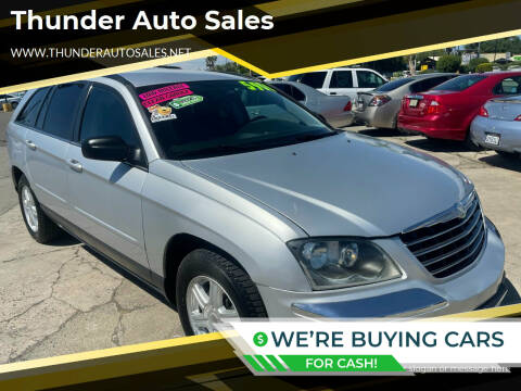 2005 Chrysler Pacifica for sale at Thunder Auto Sales in Sacramento CA