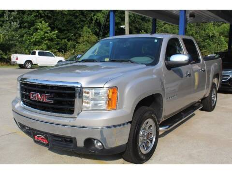 2008 GMC Sierra 1500 for sale at Inline Auto Sales in Fuquay Varina NC