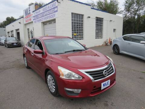 2014 Nissan Altima for sale at Nile Auto Sales in Denver CO