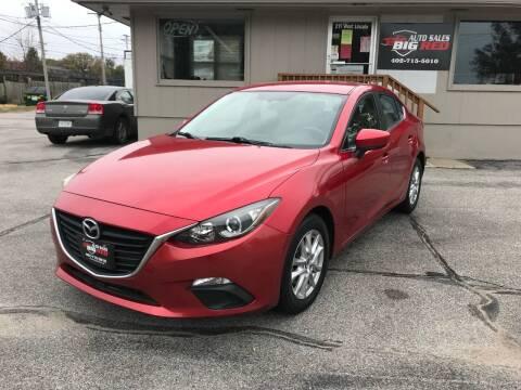 2014 Mazda MAZDA3 for sale at Big Red Auto Sales in Papillion NE