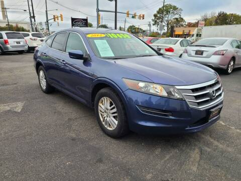 2012 Honda Crosstour for sale at Costas Auto Gallery in Rahway NJ