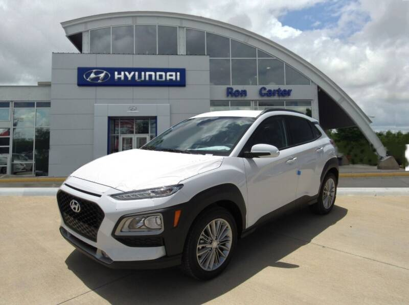 2021 Hyundai Kona for sale at Ron Carter  Clear Lake Used Cars in Houston TX