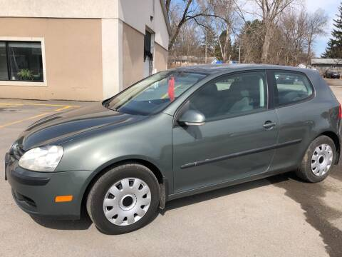 2007 Volkswagen Rabbit for sale at ASC Auto Sales in Marcy NY