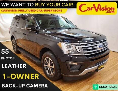 2019 Ford Expedition for sale at Car Vision Mitsubishi Norristown - Car Vision Philly Used Car SuperStore in Philadelphia PA
