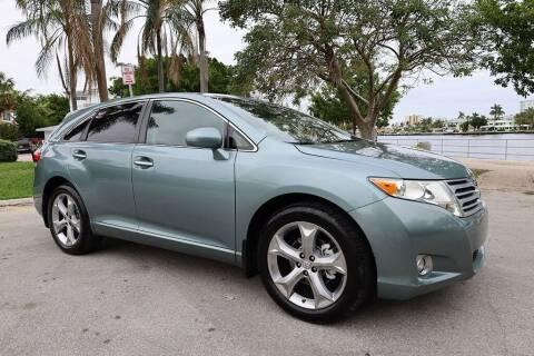 2010 Toyota Venza for sale at Silva Auto Sales in Pompano Beach FL