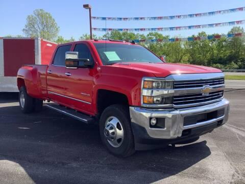 2016 Chevrolet Silverado 3500HD for sale at Auto Martt, LLC in Harrodsburg KY