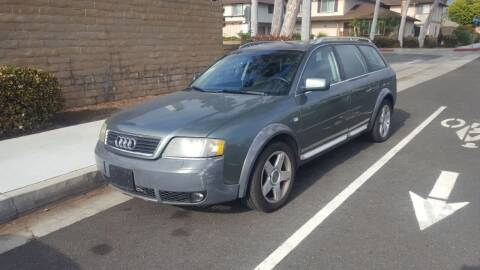 2005 Audi Allroad for sale at RN AUTO GROUP in San Bernardino CA