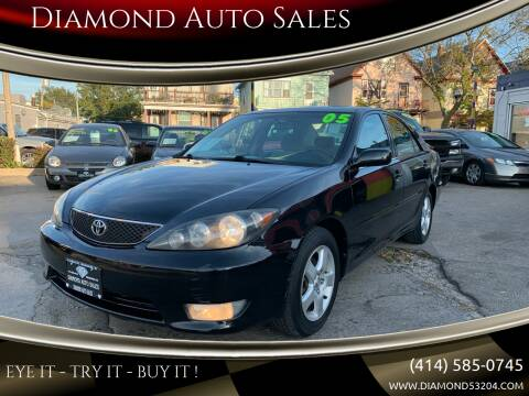 2005 Toyota Camry for sale at Diamond Auto Sales in Milwaukee WI
