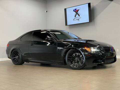 2008 BMW M3 for sale at TX Auto Group in Houston TX