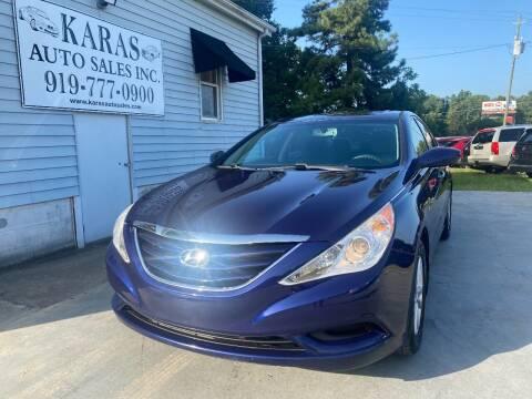2013 Hyundai Sonata for sale at Karas Auto Sales Inc. in Sanford NC