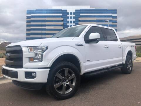 2015 Ford F-150 for sale at Day & Night Truck Sales in Tempe AZ