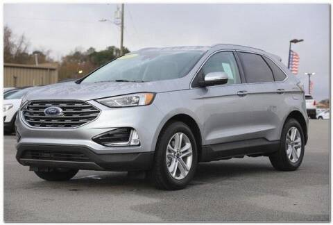 2020 Ford Edge for sale at WHITE MOTORS INC in Roanoke Rapids NC