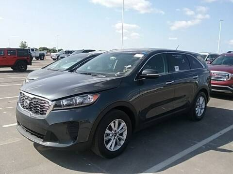 2020 Kia Sorento for sale at Cj king of car loans/JJ's Best Auto Sales in Troy MI