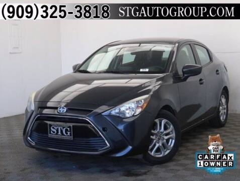 2016 Scion iA for sale at STG Auto Group in Montclair CA
