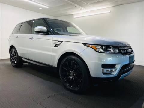 2016 Land Rover Range Rover for sale at Champagne Motor Car Company in Willimantic CT