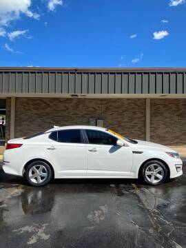 2015 Kia Optima for sale at Arandas Auto Sales in Milwaukee WI