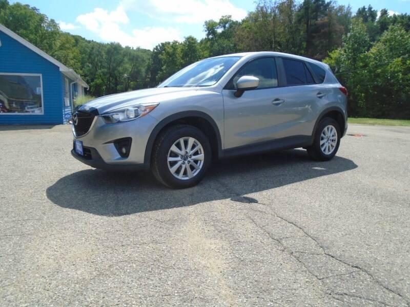 2014 Mazda CX-5 for sale at Michigan Auto Sales in Kalamazoo MI