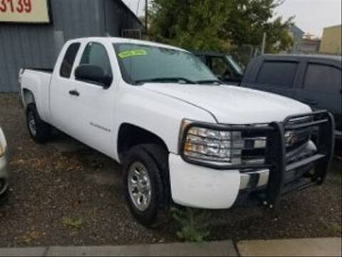 2008 Chevrolet Silverado 1500 for sale at Horne's Auto Sales in Richland WA