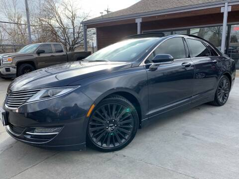 2013 Lincoln MKZ for sale at Global Automotive Imports of Denver in Denver CO