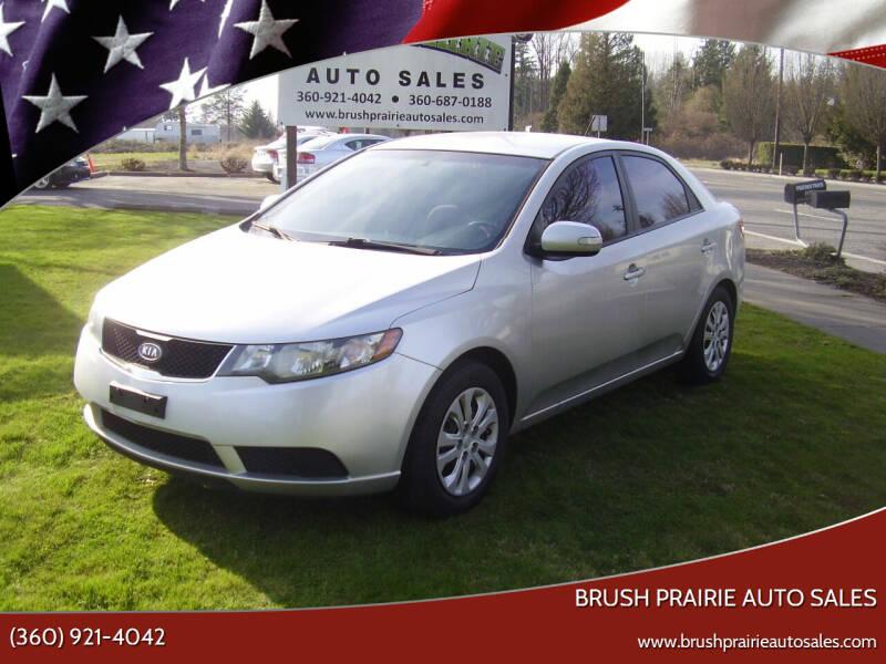 2010 Kia Forte for sale at Brush Prairie Auto Sales in Battle Ground WA