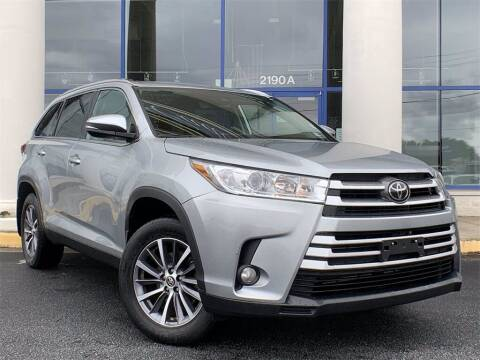 2019 Toyota Highlander for sale at Capital Cadillac of Atlanta in Smyrna GA