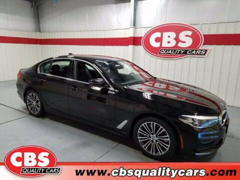 2019 BMW 5 Series for sale at CBS Quality Cars in Durham NC
