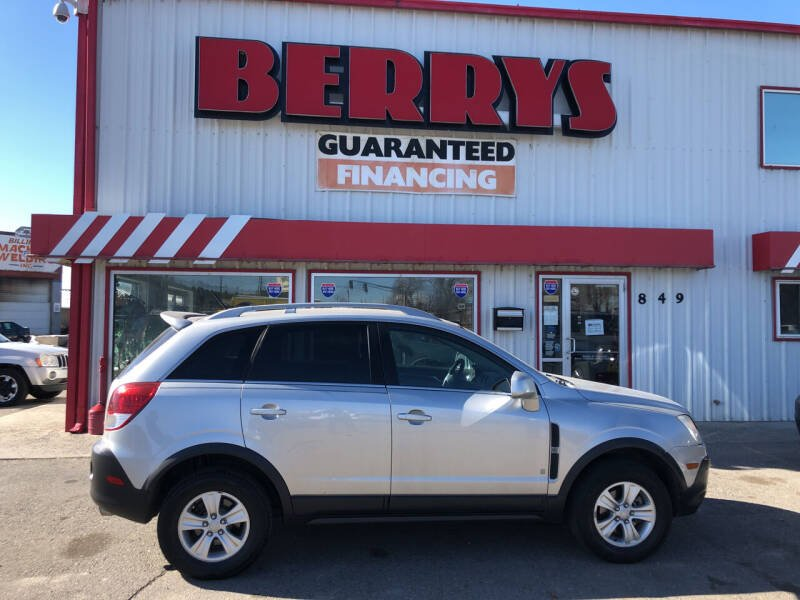 2008 Saturn Vue for sale at Berry's Cherries Auto in Billings MT