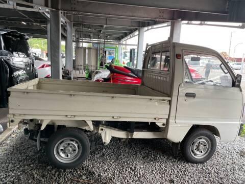 1988 Suzuki Carry Dump Truck  for sale at JDM Car & Motorcycle LLC in Seattle WA