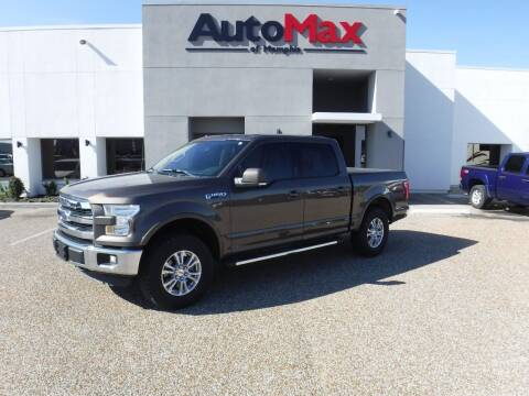 2016 Ford F-150 for sale at AutoMax of Memphis - Logan Karr in Memphis TN