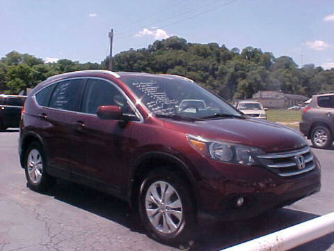2014 Honda CR-V for sale at Bates Auto & Truck Center in Zanesville OH