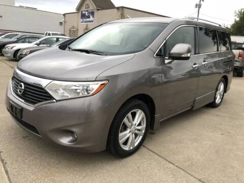 2011 Nissan Quest for sale at AAA Auto Wholesale in Parma OH