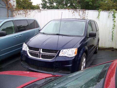2013 Dodge Grand Caravan for sale at Collector Car Co in Zanesville OH