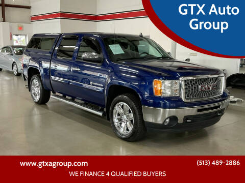 2012 GMC Sierra 1500 for sale at GTX Auto Group in West Chester OH