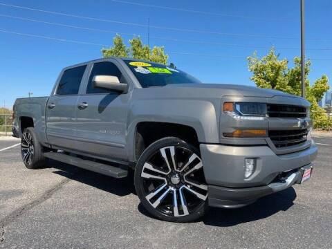 2017 Chevrolet Silverado 1500 for sale at UNITED Automotive in Denver CO