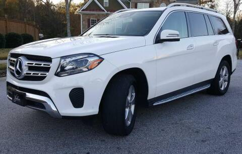 2017 Mercedes-Benz GLS for sale at Klassic Cars in Lilburn GA