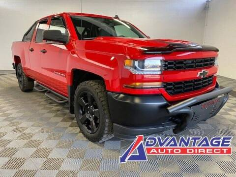 2017 Chevrolet Silverado 1500 for sale at Advantage Auto Direct in Kent WA
