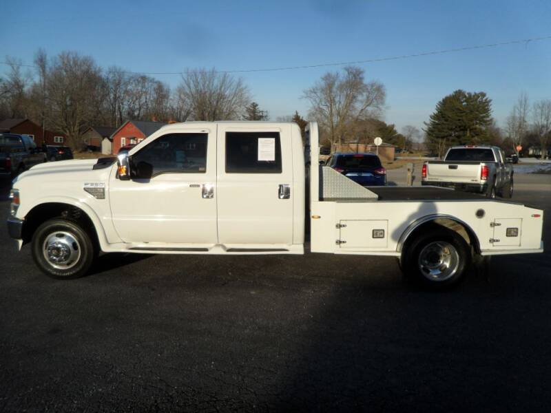 2010 Ford F-350 Super Duty for sale at CARSON MOTORS in Cloverdale IN
