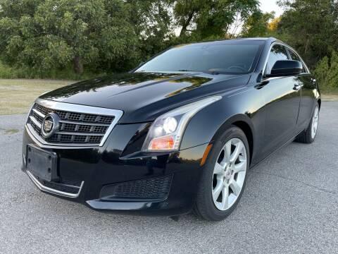 2014 Cadillac ATS for sale at GTC Motors in San Antonio TX
