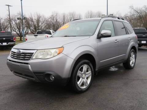 2010 Subaru Forester for sale at Low Cost Cars North in Whitehall OH