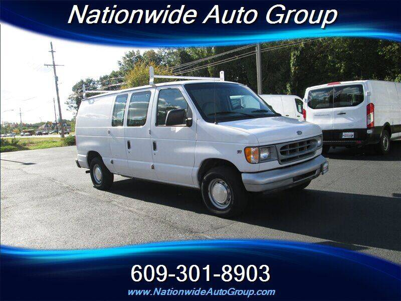 2001 Ford E-Series Cargo for sale at Nationwide Auto Group in East Windsor NJ