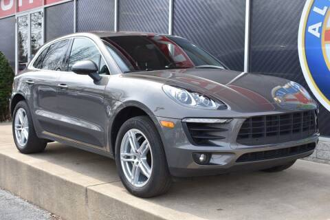 2015 Porsche Macan for sale at Alfa Romeo & Fiat of Strongsville in Strongsville OH