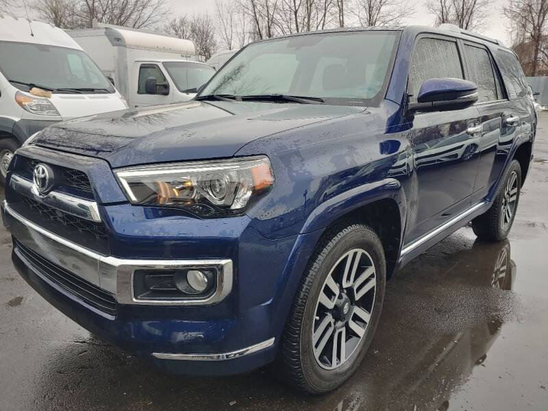 2018 Toyota 4Runner for sale at Auto Direct Inc in Saddle Brook NJ