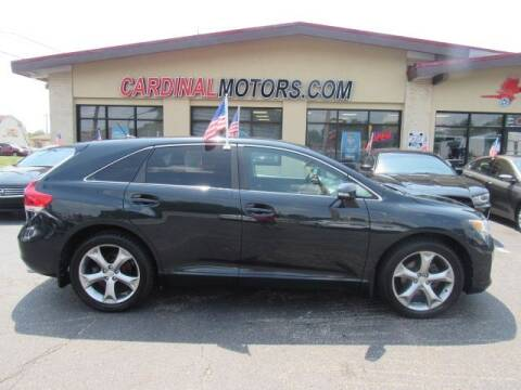 2014 Toyota Venza for sale at Cardinal Motors in Fairfield OH