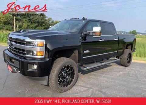 2019 Chevrolet Silverado 3500HD for sale at Jones Chevrolet Buick Cadillac in Richland Center WI