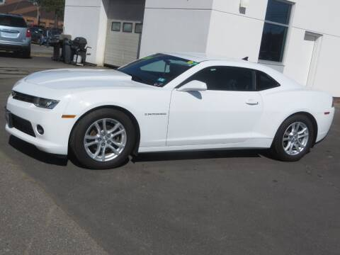 2015 Chevrolet Camaro for sale at Price Auto Sales 2 in Concord NH