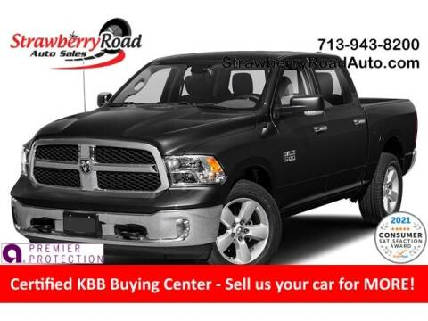 2019 RAM Ram Pickup 1500 Classic for sale at Strawberry Road Auto Sales in Pasadena TX